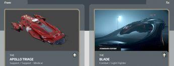 Apollo Triage to Blade Upgrade