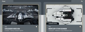 Flash Sale > Ares Ion to Mercury Star Runner Upgrade