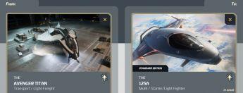Avenger Titan to 125A Upgrade
