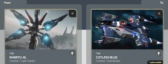 Khartu-Al to Cutlass Blue Upgrade
