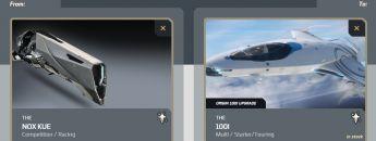 Nox Kue to 100I Upgrade