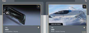 Nox to 100I Upgrade