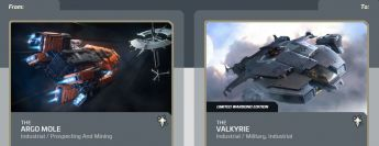 Flash Sale > Mole to Valkyrie Upgrade Warbond