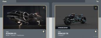 Aurora ES to Ranger TR Upgrade