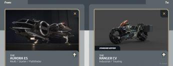 Aurora ES to Ranger CV Upgrade