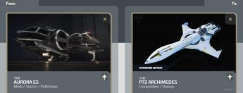Aurora ES to P72 Archimedes Upgrade