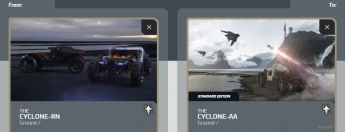 Cyclone-RN to Cyclone-AA Upgrade