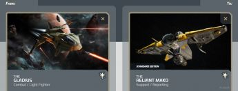 Gladius to Reliant Mako - News Van Upgrade