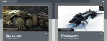 Ballista to Retaliator Base Upgrade