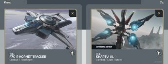 F7C-R Hornet Tracker to Khartu-Al Upgrade