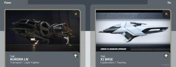 Aurora LN to X1 Base Upgrade