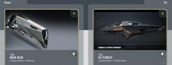 Nox Kue to X1 Force Upgrade