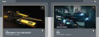 Dragonfly Yellowjacket to 85X Upgrade