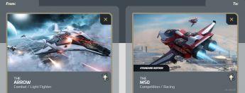 Arrow to M50 Upgrade