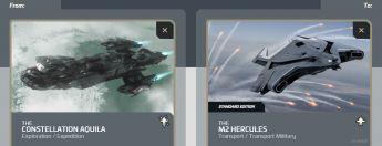 Aquila to M2 Hercules Upgrade