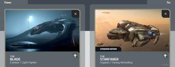 Blade to Starfarer Upgrade