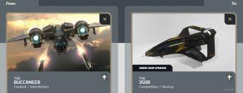 Buccaneer to 350R Upgrade