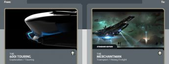600I Touring to Merchantman Upgrade