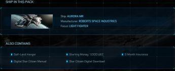 Aurora MR SC Starter Pack