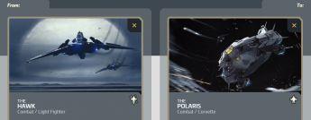 Hawk to Polaris Upgrade
