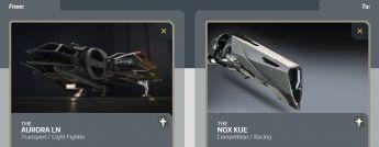 Aurora LN to Nox Kue Upgrade