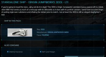 300I LTI Original Concept