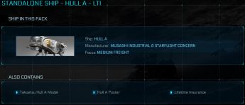 Hull A LTI Original Concept