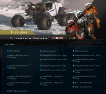 Greycat Miner's Megapack LTI Warbond (ROC - DS, Armor, Paint)