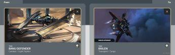 Defender to Railen Upgrade
