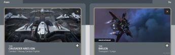 Ares Ion to Railen Upgrade