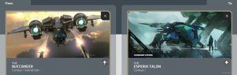 Buccaneer to Talon Upgrade