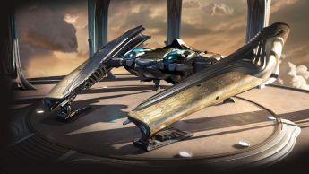Upgrade Anvil Hurricane to Banu Defender