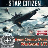 Banu Combo Pack - Merchantman + Defender Original Concept - LTI