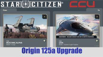 A CCU Upgrade - Mustang Alpha to Origin 125a (Subscriber Edition)