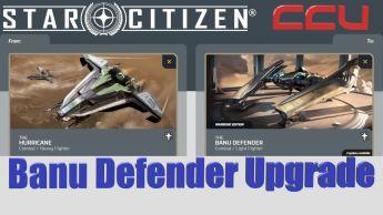 Flash Sale > A CCU Upgrade - Anvil Hurricane to Banu Defender