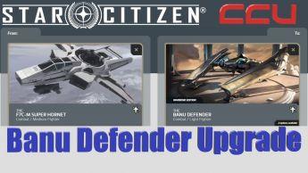 Flash Sale > A CCU Upgrade - F7C-M Super Hornet to Banu Defender