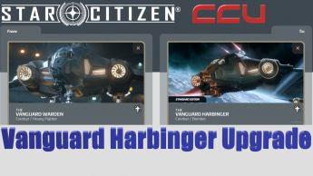 Flash Sale > A CCU Upgrade - Aegis Vanguard Warden to Vanguard Harbinger w/ 10 Years Insurance