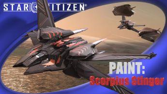 Paint Skin: Scorpius Stinger
