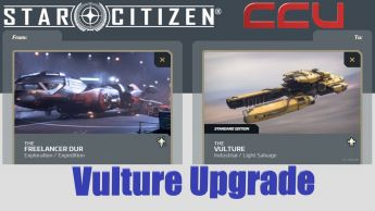A CCU Upgrade - MISC Freelancer DUR to Drake Vulture