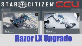 A CCU Upgrade - MISC Razor to MISC Razor LX Subscriber Exclusive w/ 12 Mo. Insurance