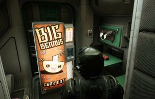 Big Benny's Vending Machine