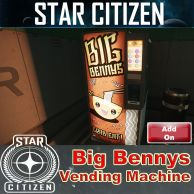 Big Bennys Vending Machine