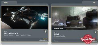 Cutlass Black to Nova Tank Upgrade ccu