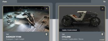 Avenger Titan to Cyclone Upgrade
