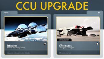 A CCU Upgrade - MISC Endeavor to C2 Hercules Starlifter