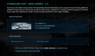 Anvil Hornet - LTI
