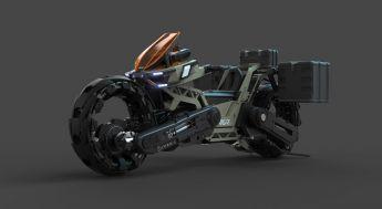 CNOU Mustang Alpha to Tumbril Ranger CV CCU