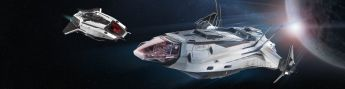 Anvil Carrack Expedition w/ C8X + extras