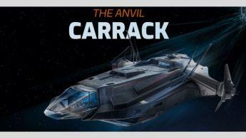 600i Explorer to Carrack Upgrade