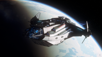 Anvil Carrack - LTI